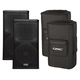 QSC KW152 15-Inch Powered Speaker Pair w/ Covers