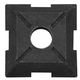 Odyssey Nexus Black 16x16in Truss Base Plate