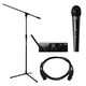 AKG WMS40 Wireless Handheld Mic with Stand & Cable