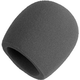 Shure A58WS-GRA Gray Foam Windscreen