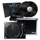 Pioneer PLX1000 Turntable & Case w/ rekordbox DVS