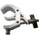 Blizzard Klamp 2-Inch Trigger-Style Clamp (Black)