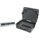 SKB 3I-2217-82U Case with Removeable 2U Rack Cage