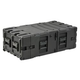 SKB 3RS-5U30-25B 5U Non-Removable Shock Rack 30In
