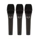 Alto ADM7 Dynamic Handheld Vocal Microphone 3-Pack