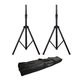 Gator GFW-SPK-3000SET Speaker Stand Pack with Bag
