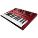 Korg Monologue Analog Monophonic Red Synth & Decksaver
