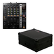 Pioneer DJM-750-K Digital DJ Mixer & Black ATA Case