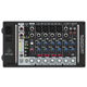 Behringer Europort PMP500MP3 Ultra-Compact 8-Channel Powered Mixer w/ MP3 Player