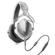 V-MODA M-100 Crossfade Headphones - White Silver