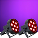 Martin THRILL Slmipar Mini LED Wash Light 2-Pack