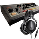 Roland TR-08 Rhythm Composer & V-MODA LP2 Headphones
