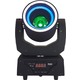 Blizzard Hypno Beam RGBW LED Moving Head Light w/ Aura Effect