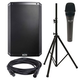 Alto TS215 15-inch Powered Speaker and ADM7 Mic w/ Speaker Stand