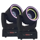 Blizzard Hypno Beam 60-Watt LED Moving Head with Aura effect 2-Pack