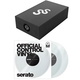 SoundSwitch Serato DMX Control with Clear Vinyl