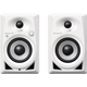 Pioneer DM-40BT 4-Inch Powered Monitor Pair w/ Bluetooth - White