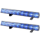 ADJ American DJ Eco Bar UV DMX LED Black Light 2-Pack