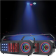 ADJ American DJ Boom Box FX3 3-in-1 Multi FX Light 2-Pack
