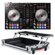 Pioneer DDJ-SR2 Serato DJ Controller w/ Controller Case