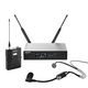 Shure QLXD Wireless Headset Mic System w/ SM35 H50