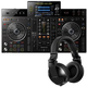 Pioneer XDJ-RX2 All-in-One DJ Controller & HDJ-X10 Headphones