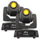 Chauvet Intimidator Spot 155 LED Moving Head 2-Pack