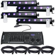 ADJ American DJ UB 6H LED Linear Wash 4-Pack with DMX Controller
