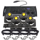 Chauvet Intimidator Spot 155 Moving Head 4-Pack with Controller