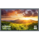 SunBriteTV Signature Series 55-In 4K Ultra HD Landscape TV - Silver