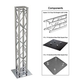 Global Truss 6.56Ft F34 Vertical Totem System