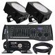 Mega Lite Color Pac 150W IP65 Light 2-Pack with Transceiver & Controller