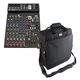 Peavey PV 10BT 8-Channel Mixer w/ Bluetooth & Gator Bag