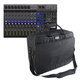 Zoom LiveTrak L-12 Digital Mixer & Recorder w/ Gator Bag