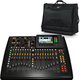 Behringer X32 Compact 40-Input Digital Mixer with Gator Bag