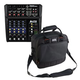Alto ZMX862 6-Channel Compact Mixer w/ Gator Bag