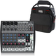 Behringer Xenyx 1202FX 12-Channel Mixer w/ Gator Bag