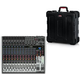 Behringer Xenyx X2222USB 22-Channel Mixer w/ Gator Case