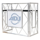 ADJ American DJ Pro Event Metal Foldable Portable Table II