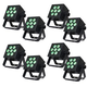 Blizzard HotBox 5 RGBAW LED Wash Light 8-Pack