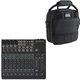 Mackie 1202VLZ4 12-Channel PA Mixer w/ Gator Bag