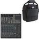 Mackie 802VLZ4 8-Channel Compact Mixer w/ Gator Bag