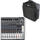 Behringer Xenyx X1222USB 12-Channel Mixer w/ Gator Bag