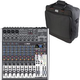 Behringer Xenyx X1622USB 12-Channel Mixer w/ Gator Bag
