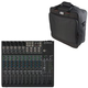 Mackie 1402VLZ4 14-Channel Mixer with Gator Bag