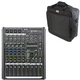 Mackie ProFX8v2 8-Channel Mixer with Gator Bag