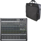 Mackie ProFX16v2 16-Channel Mixer with Gator Bag