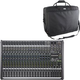 Mackie ProFX22v2 22-Channel Mixer with Gator Bag