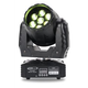 Eliminator Stealth Wash Zoom 7x12W LED Moving Head Light