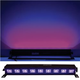 Solena Max Bar Mini UV 9x3-Watt LED UV Black Light